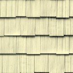 Vinyl Shake Siding Yellow